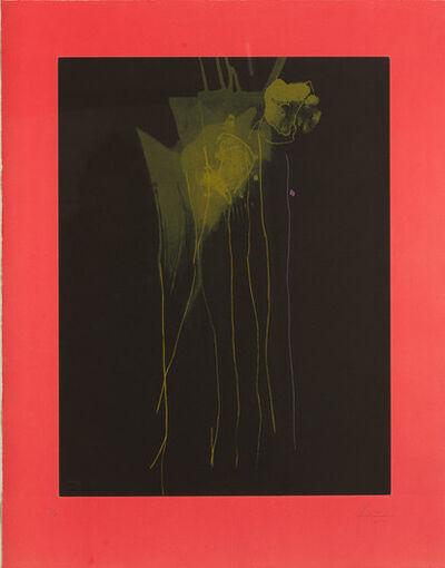 Helen Frankenthaler, 'Ramblas', 1987