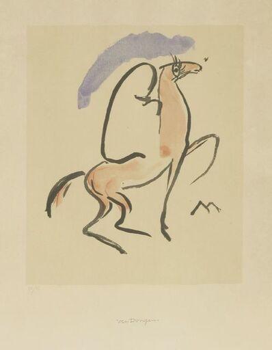 Kees van Dongen, 'Cavalier Arabe', 1930