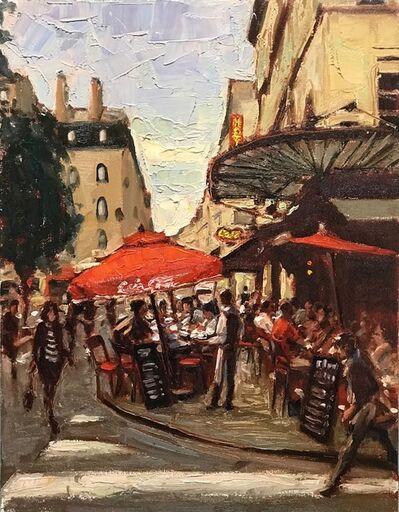 Brett Weaver, 'Paris Cafe', 2020