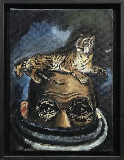 Damien Deroubaix, 'Tigre', 2018