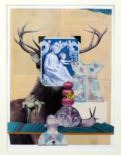 W. Perry Barton, 'Baby Jesus and the Pretty Dress', 2011