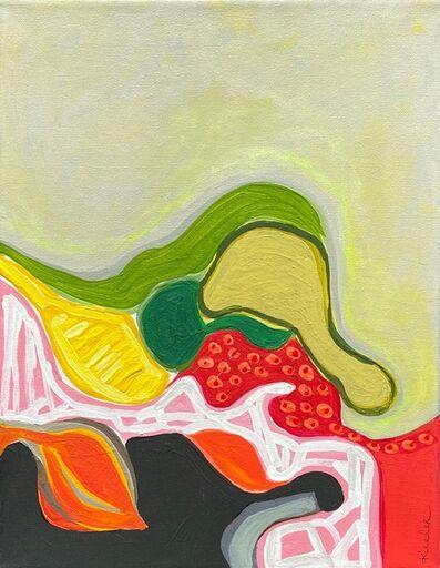 Lynda Keeler, 'Garden Map Palm Springs #4', 2021