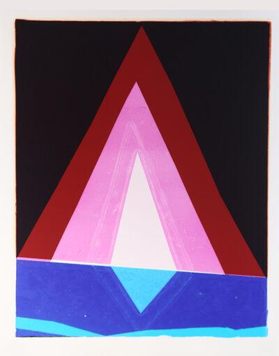 Liz Nielsen, 'Folded Horizon', 2017