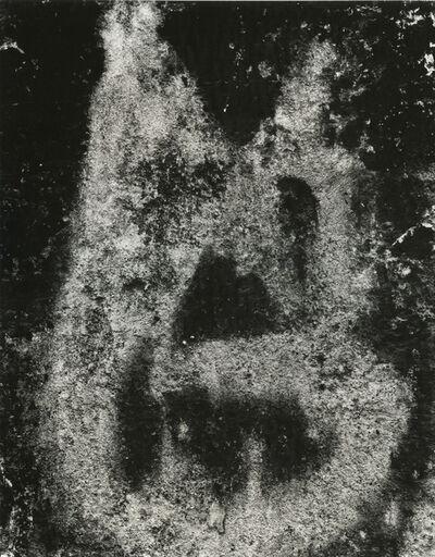 Aaron Siskind, 'Rome Hieroglyph 2', 1963