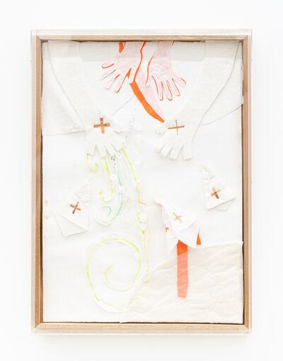 Karin Lambrecht, 'Nascimento do vento', 2015