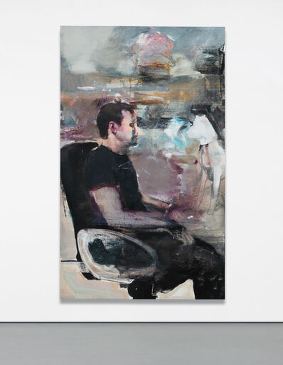 Adrian Ghenie, 'Self-Portrait as a Monkey', 2010