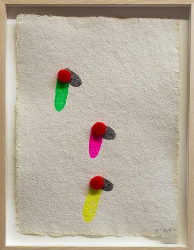 Regine Schumann, 'Coloured shadows ', 2019