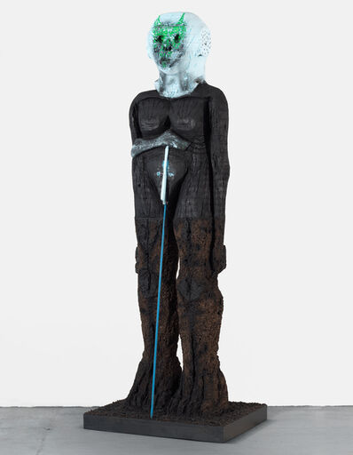 Huma Bhabha, 'Beyond the River', 2019