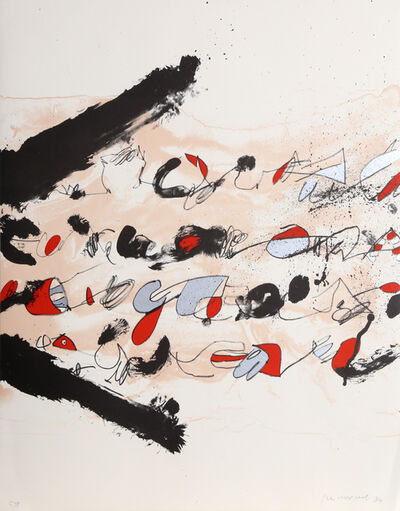 Josep Guinovart, 'New York', 1984