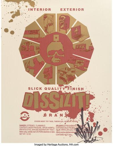 OG Slick, 'Dissizit!', 2012