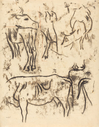 Paul Gauguin, 'Animal Studies', 1901/1902
