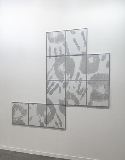 Regina Silveira, 'Touchin' White 2', 2016