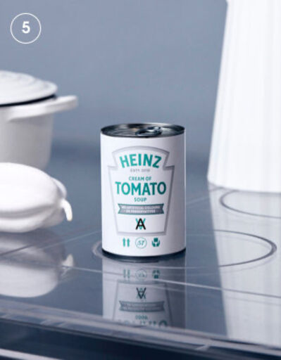 Daniel Arsham, 'Heinz Tomato Soup Can With Sign', 2019