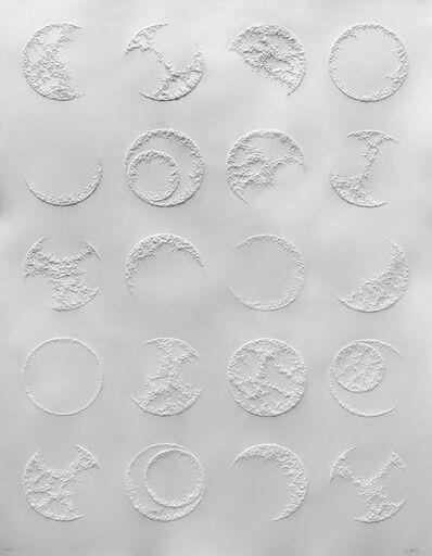 Antonin Anzil, '20 Circles', 2019