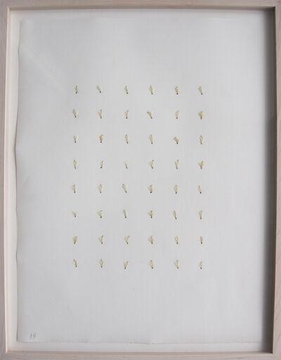 Marian Bijlenga, 'Written Weed #13', 1995