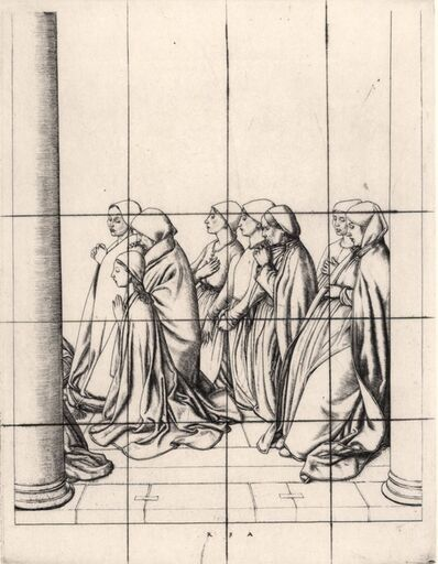 Robert Austin, 'Women at Prayer', 1936
