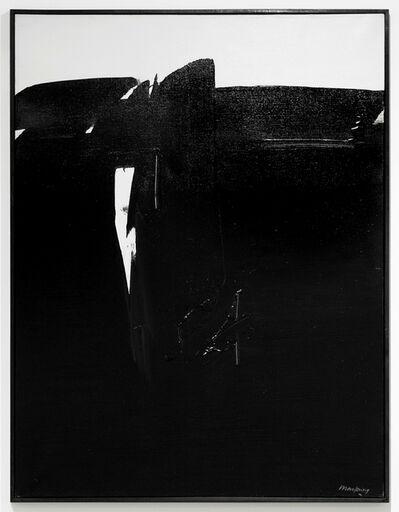 André Marfaing, 'Août 72-40', 1972