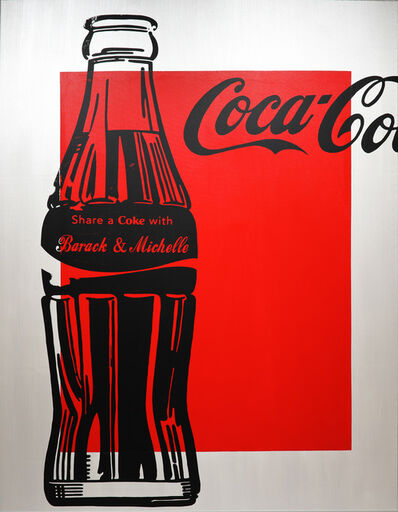 Knowledge Bennett, 'Share A Coke with Barack & Michelle', 2018