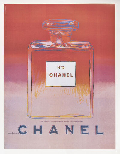 Andy Warhol, 'Chanel No.5', 1997