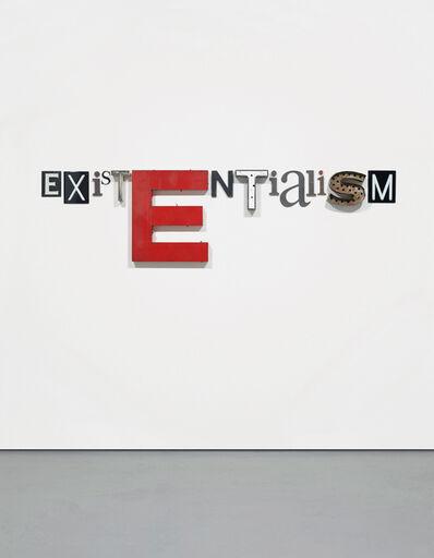 Jack Pierson, 'Existentialism', 2000