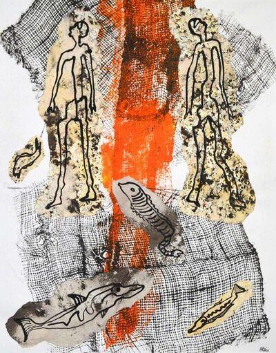 Patrick Altes, 'The Fishermen', 2018