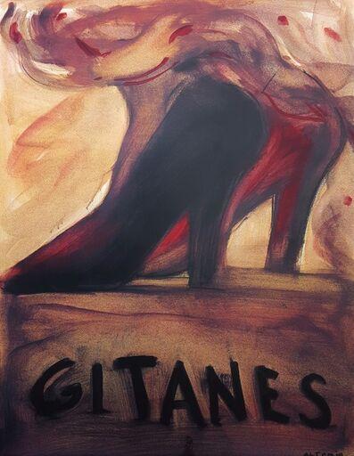 Ruben Alterio, 'Gitanes', 1991