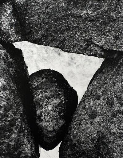 Aaron Siskind, 'Martha's Vineyard 112', 1955
