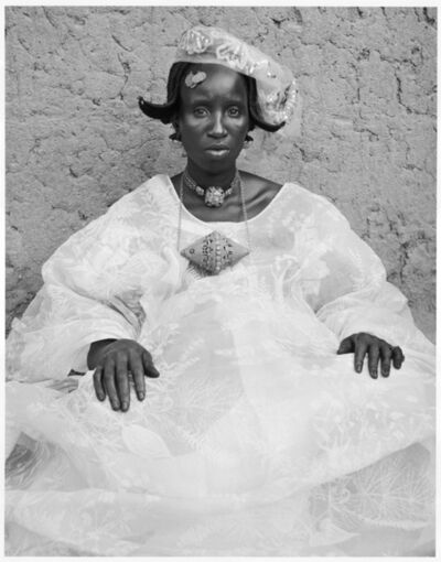 Hector Acebes, 'Hector Acebes, Unidentified Woman, Mali', 1953