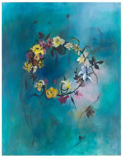 Bracha Bienvenida Guy, 'Floating Wreath 2', 2016