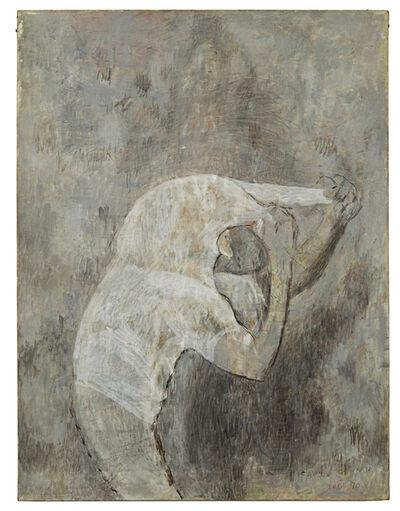 David Byrd, 'Pulling', 1970