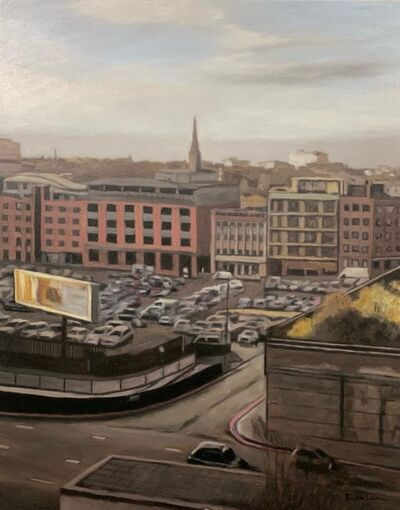 Reuben Colley, 'View from Snow Hill', 2020