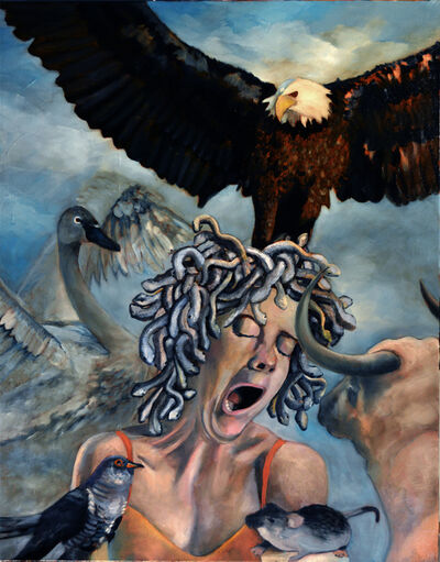 Rolando Duartes, 'Zeus Frustration', 2019