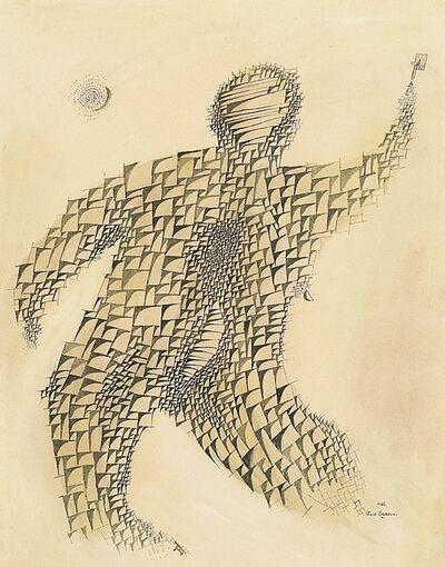 José Gurvich, 'Figure in Fragments', 1966