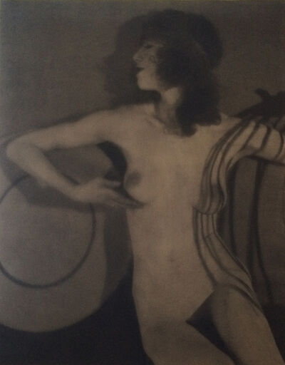 Edward Weston, 'Fantastique - Dancer, Los Angeles', 1921