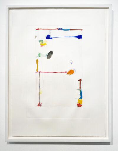 Richard Diebenkorn, 'II', 1988
