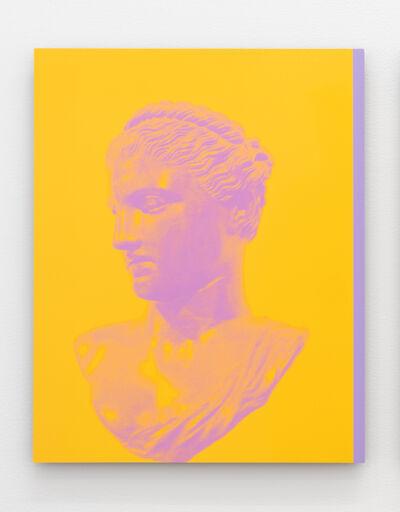 Sara VanDerBeek, 'Roman Woman XIX', 2019