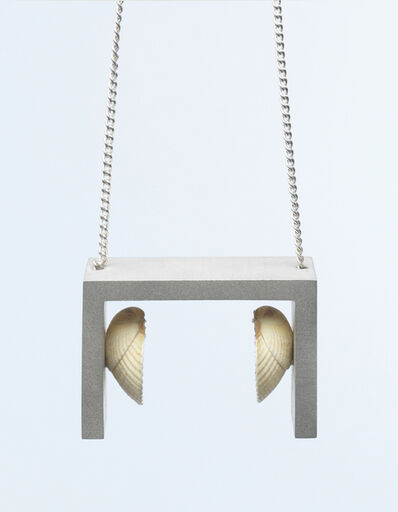 Alastair Mackie, 'Cockle Shell Pendant', 2014
