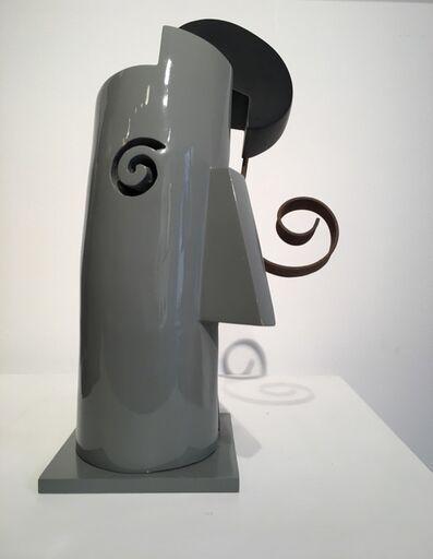 Eduardo Arroyo, 'Juanita Reina', 1989