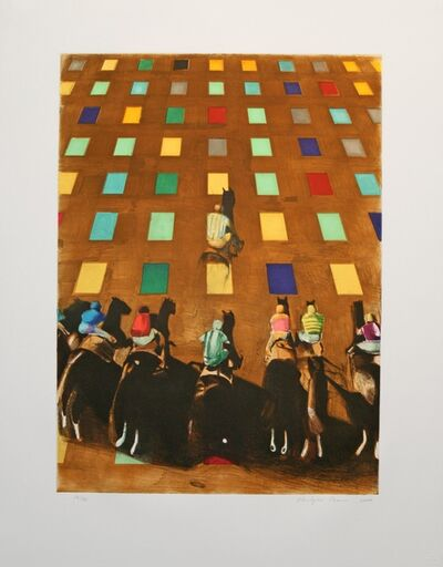 Christopher Brown, 'Steeplechase', 2004