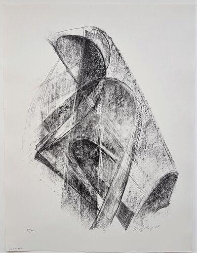 Rudolf Belling, 'Design for a Sculpture', 1968
