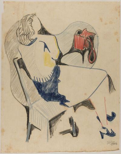 Geraldo de Barros, 'Dessign', 1948
