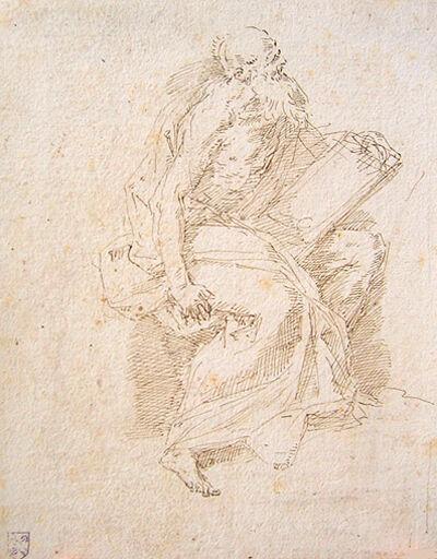 Donato Creti, 'Hieronymus', ca. 1700