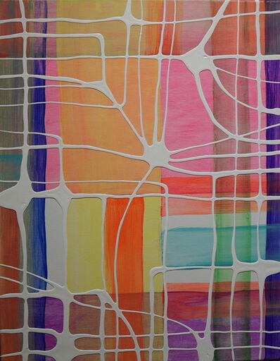 Lindsey Nobel, 'Colorful Memory#4', 2020