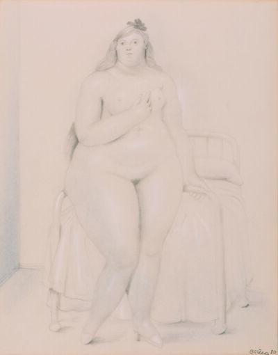 Fernando Botero, 'Untitled', 1980
