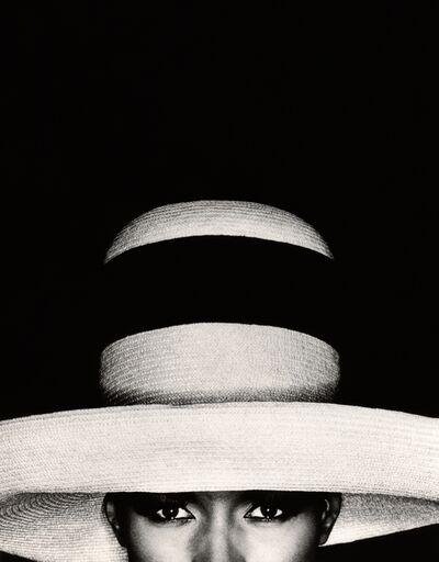 Greg Gorman, 'Grace Jones in Hat : L.A. ', 1991
