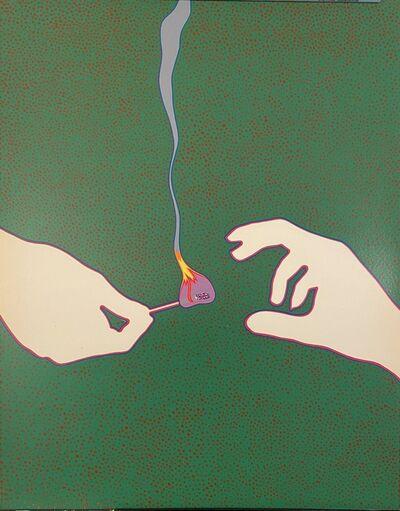 Lucas Samaras, 'Match', 1968