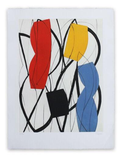 Alain Clément, '13F3G-2013 (Abstract print)', 2013