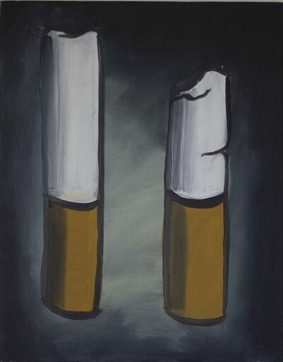 Jur De Vries, 'Holy Smoke', 2017