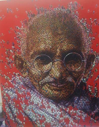 Syaiful Rachman, 'Mahatma Gandhi', 2018