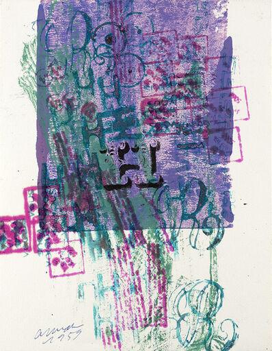 Arman, 'Untitled', 1959